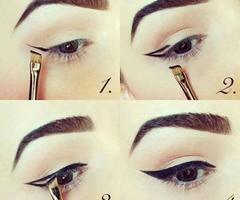 How to do a winged liner!